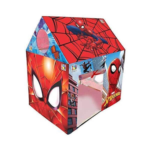 Spiderman Premium Play Tent House for Kids Multicolor